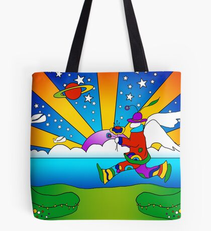 It's Not the End, It's Only the Beginning Tote Bag
