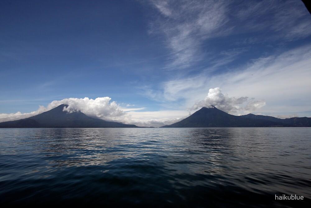 Lake Atitlan in Guatemala by haikublue
