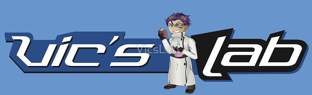 Vic's Lab Logo by VicsLab
