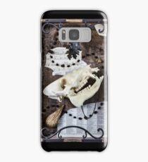 Tarot of Bones - Hierophant Samsung Galaxy Case/Skin