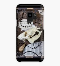 Tarot of Bones - Hierophant Case/Skin for Samsung Galaxy