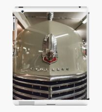 Cadillac grille  iPad Case/Skin