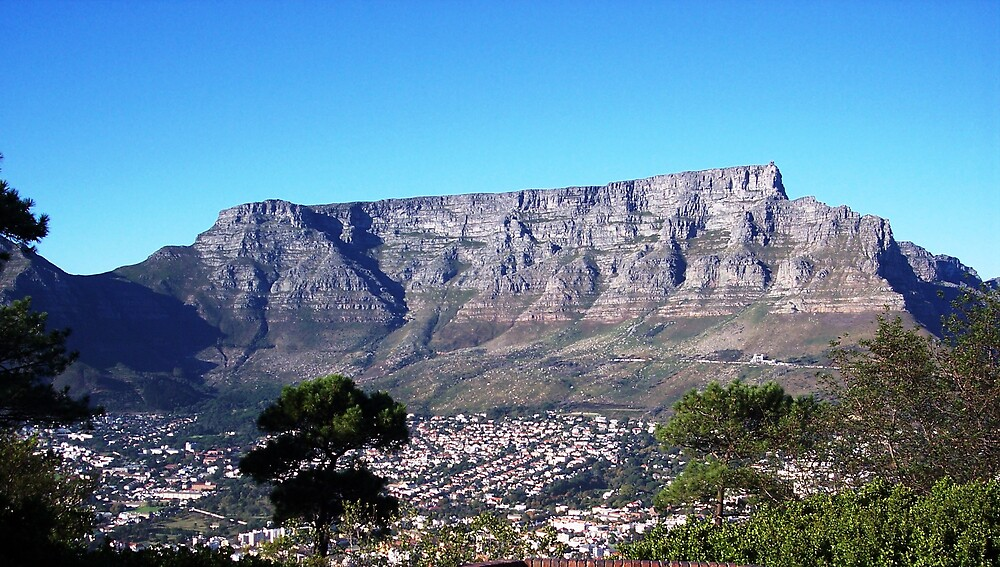 Table Mountain by Braedene
