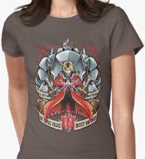 Bruderschaft - FullMetal Alchemist Tailliertes T-Shirt für Frauen