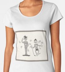 A simpler time Women's Premium T-Shirt