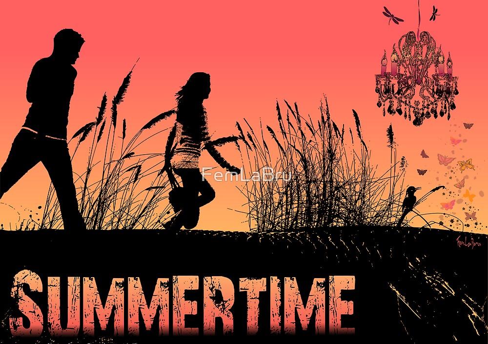 Summertime by FemLaBru