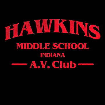 Hawkins Middle School Indiana by melvtec