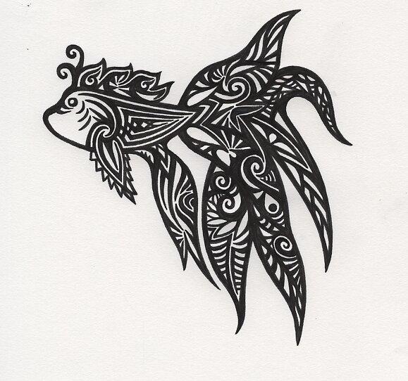 one fish by eryssie