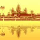 Angkor Wat Heat by itsmidnight