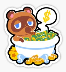 Bank Bath Sticker