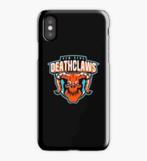 deathclaw - animal. Only the bees and the bees, beans sitting on the squash's  iPhone Case/Skin