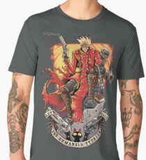 The Humanoid Typhoon - Trigun Men's Premium T-Shirt