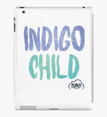 Indigo Child iPad Case/Skin