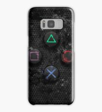 Gaming splatter buttons Samsung Galaxy Case/Skin