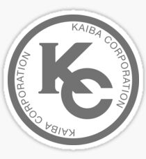 Kaiba Corp. Sticker
