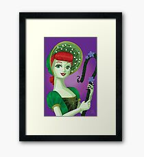 Little Bo Ivy Framed Print