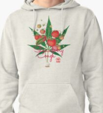 Strawberry Cough Pullover Hoodie