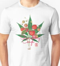 Strawberry Cough Slim Fit T-Shirt