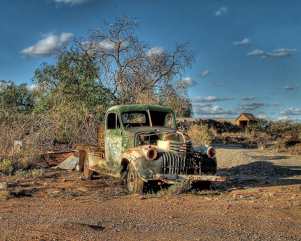 In Need of Restoration by Rod Wilkinson