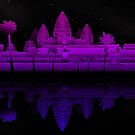 Angkor Wat Nights by itsmidnight