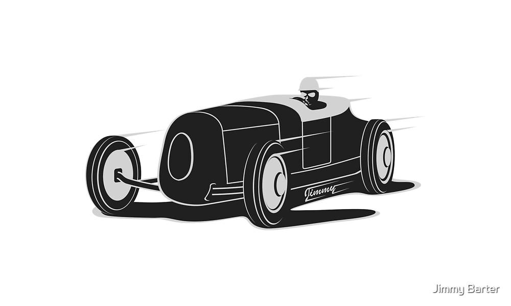 Giovanine/Spurgin '25 Chev roadster by Jimmy Barter