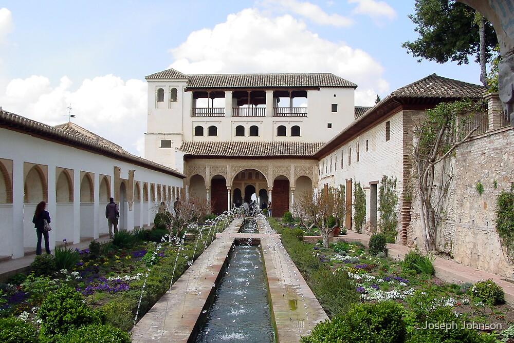 Alhambra  by Joseph Johnson