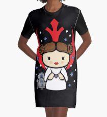 Rebel Princess Graphic T-Shirt Dress