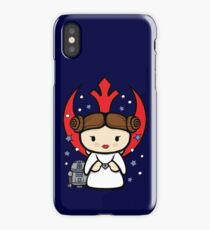 Rebel Princess iPhone Case/Skin