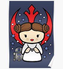 Rebel Princess Poster