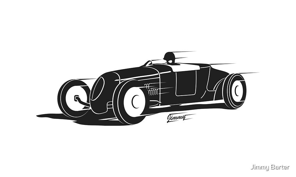 Don Waite lakes roadster by Jimmy Barter