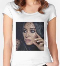 Shay Mitchell Women's Fitted Scoop T-Shirt