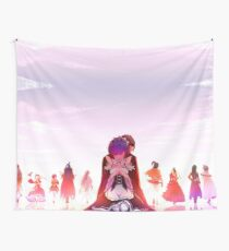 Re Zero Wall Tapestry