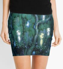 GHIBLI SPIRITS Mini Skirt
