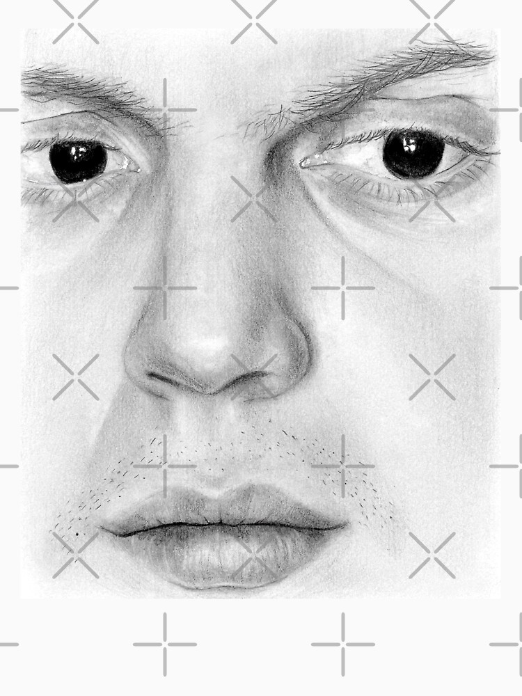 Evan Peters by thelamehuman