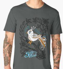 Song Bird Men's Premium T-Shirt