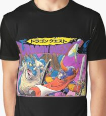 dragon quest ドラゴンクエスト Graphic T-Shirt