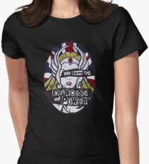 God Save The Princess Of Power - She-Ra - Vintage/Distressed Women's Fitted T-Shirt