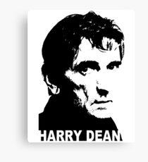 Harry Dean Stanton Canvas Print