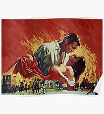 Gone with the Fire Poster