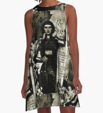 Jehanne d'Arc (Jeanne d'Arc) (pt.2) A-Linien Kleid