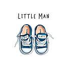 Little man by Elza Fouche