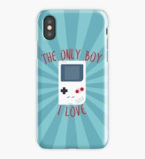 The only boy I LOVE! iPhone Case