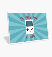 The only boy I LOVE! Laptop Skin