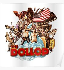 The Dollop podcast Poster