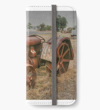 Attractive Tractor iPhone Wallet