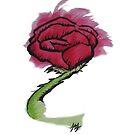 Rose by jambammer