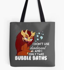 Hormone Monstress - Big Mouth Tote Bag