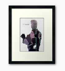 True Detective - Haunted Houses Framed Print