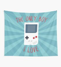 The only boy I LOVE! Wall Tapestry