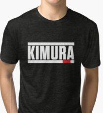 Kimura Brazilian Jiu-Jitsu (BJJ) Tri-blend T-Shirt